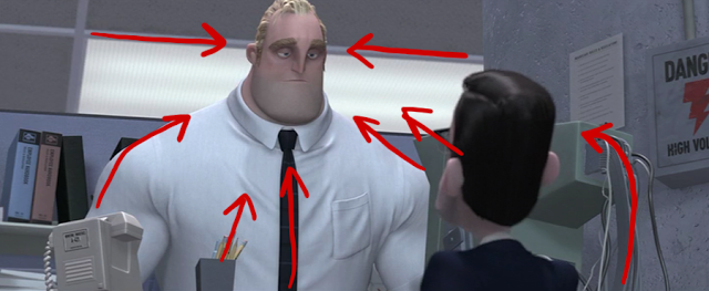 "Cinematography of ""The Incredibles"" - Part 1"