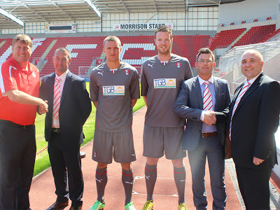 tgb sheds the rotherham manufacturer of timber garden buildings has agreed a deal to sponsor the new away shirt for rotherham united for the next two