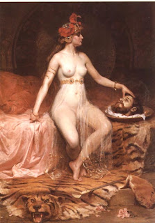 The the nude baptist Caravaggio john st