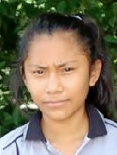 Mariela - El Salvador (ES-823), Age 13