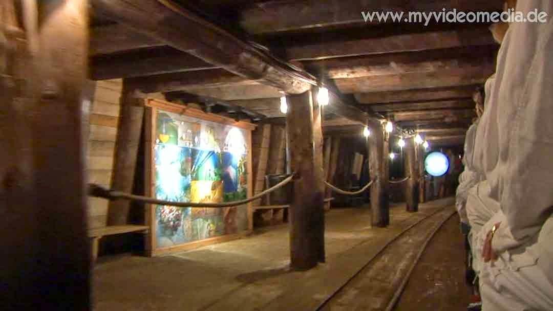 Saltmine Hallein - Bad Duerrnberg - Austria