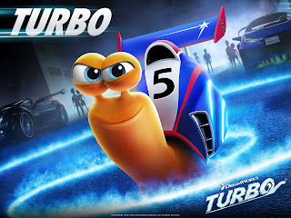 Turbo Animation Movie HD Wallpaper