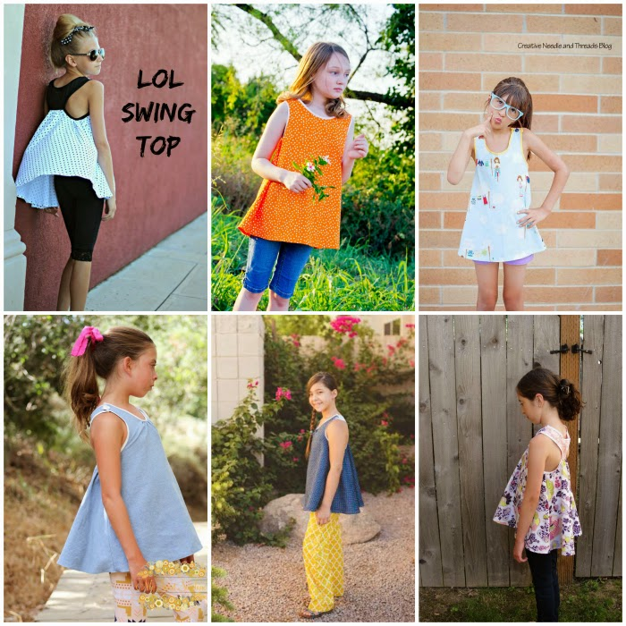 Sew Cool for the Tween Scene: August 2014
