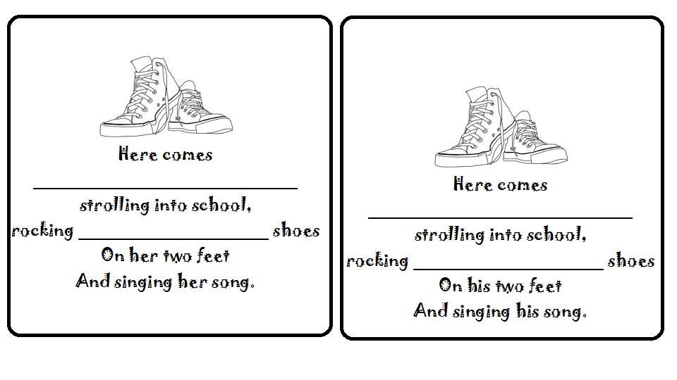 Pete Cat Shoes Coloring Pages