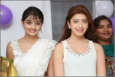 Pranitha launch Homeo Trends Gallery