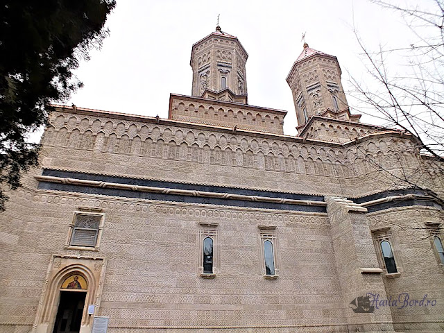 biserica sfintii trei ierarhi iasi