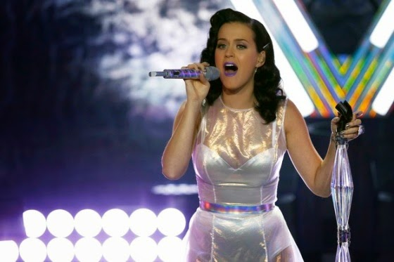 Katy Perry in concert release of his new album_Prism