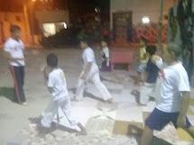 Capoeira com Tio Carnaguejo