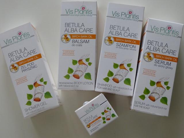 Nowa marka eko: Vis Plantis i ich seria Betula Alba Care