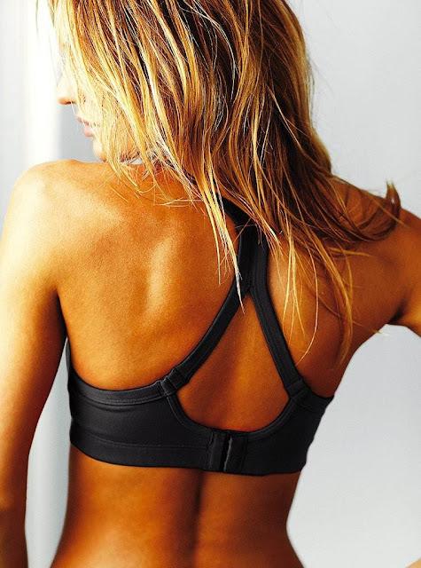 Candice Swanepoel – Victoria's Secret Workout Photoshoot
