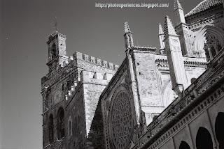 Torre de las campanas y rosetón mudéjar - Tower of the Bells and Mudejar Rosette