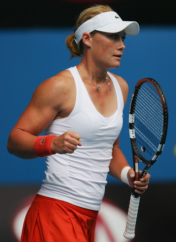 sports star  samantha stosur profile bio and images 2011