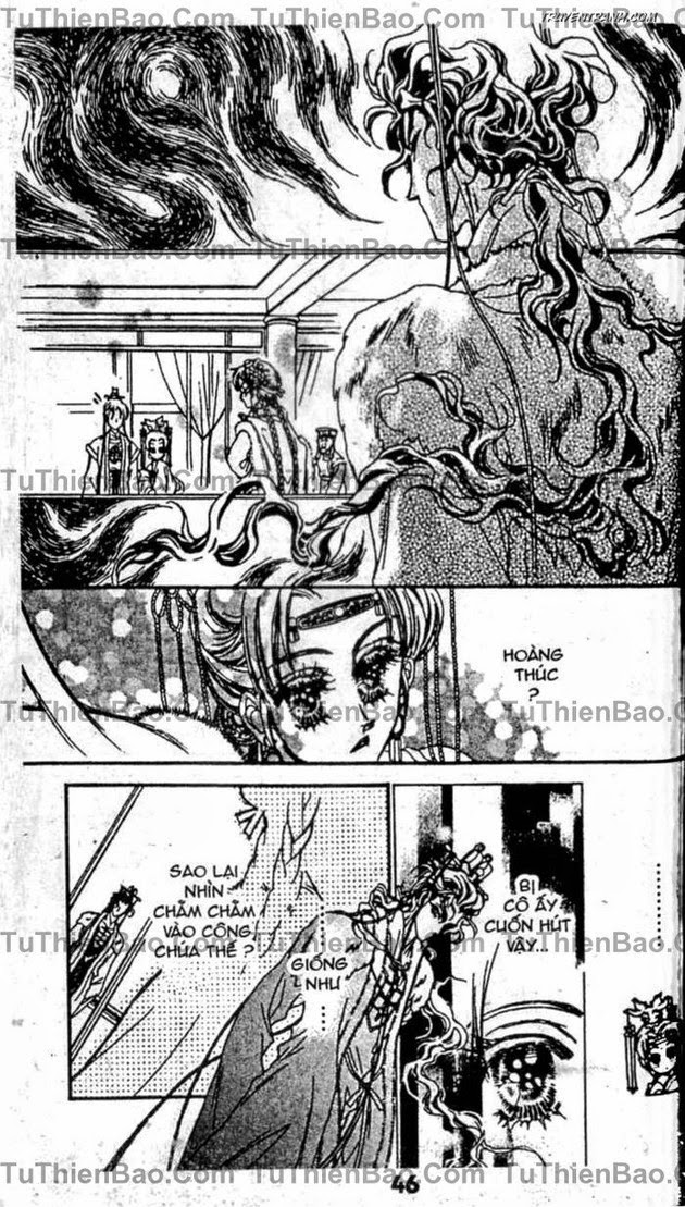 Công Chúa Bướng Bỉnh Chapter 1 - Trang 39
