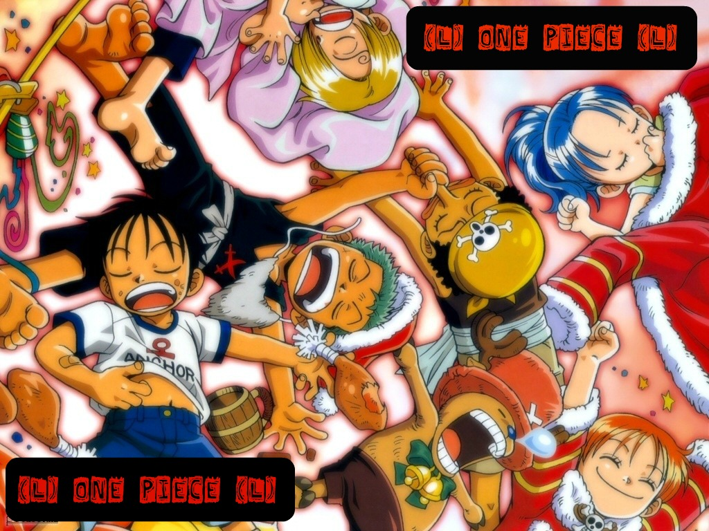 (L)One Piece(L)