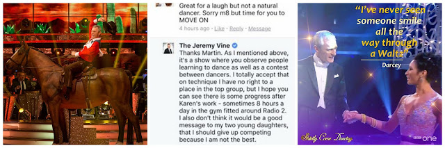 jeremy vine, strictly, woody, toy story, strictly come dancing,