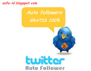 Auto Followers : 500 Followers Gratis, Mau? Dijamin 100%