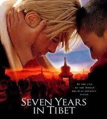 電影 Seven Years in Tibet 西藏七年