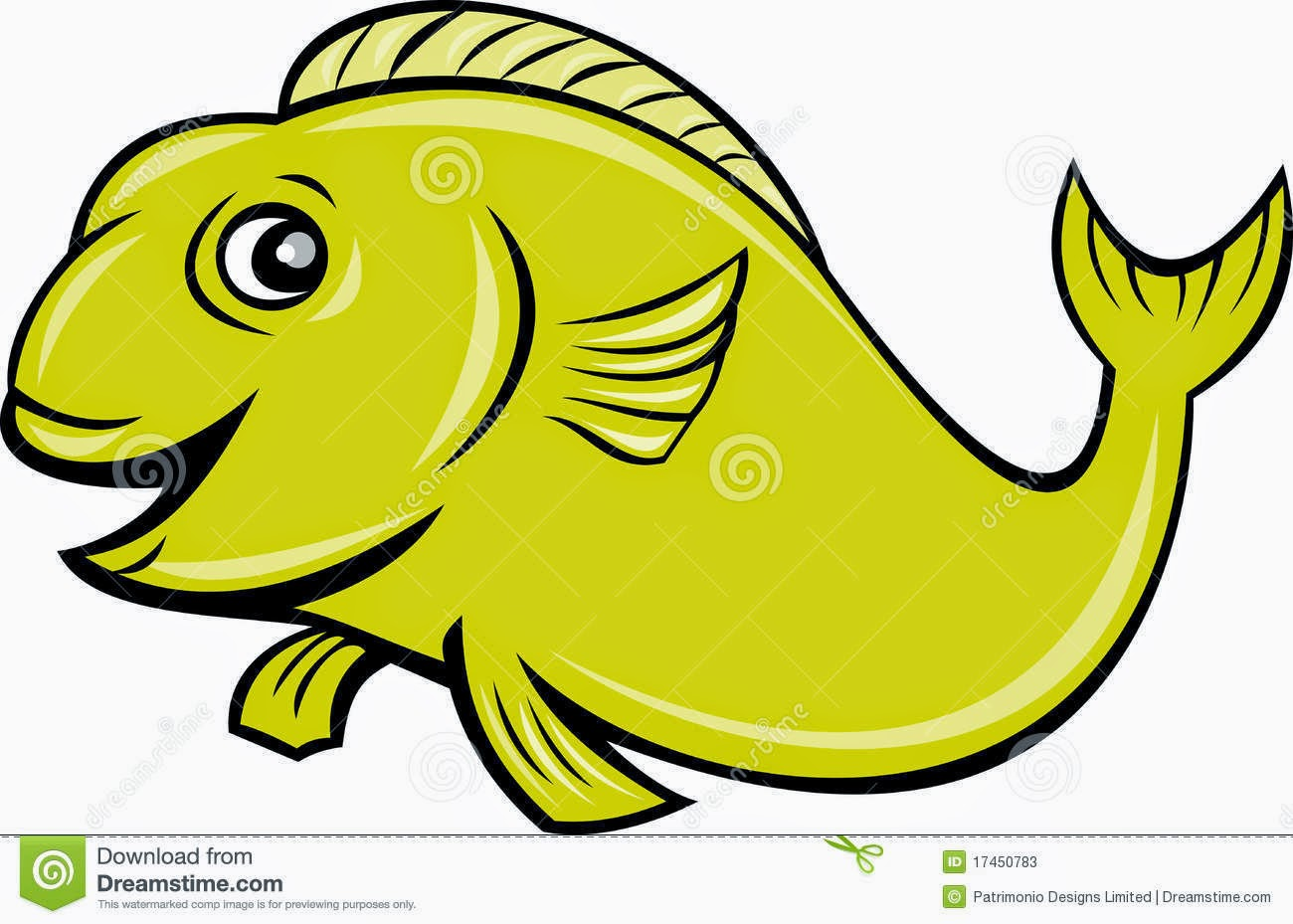 Cartoon Fish Images