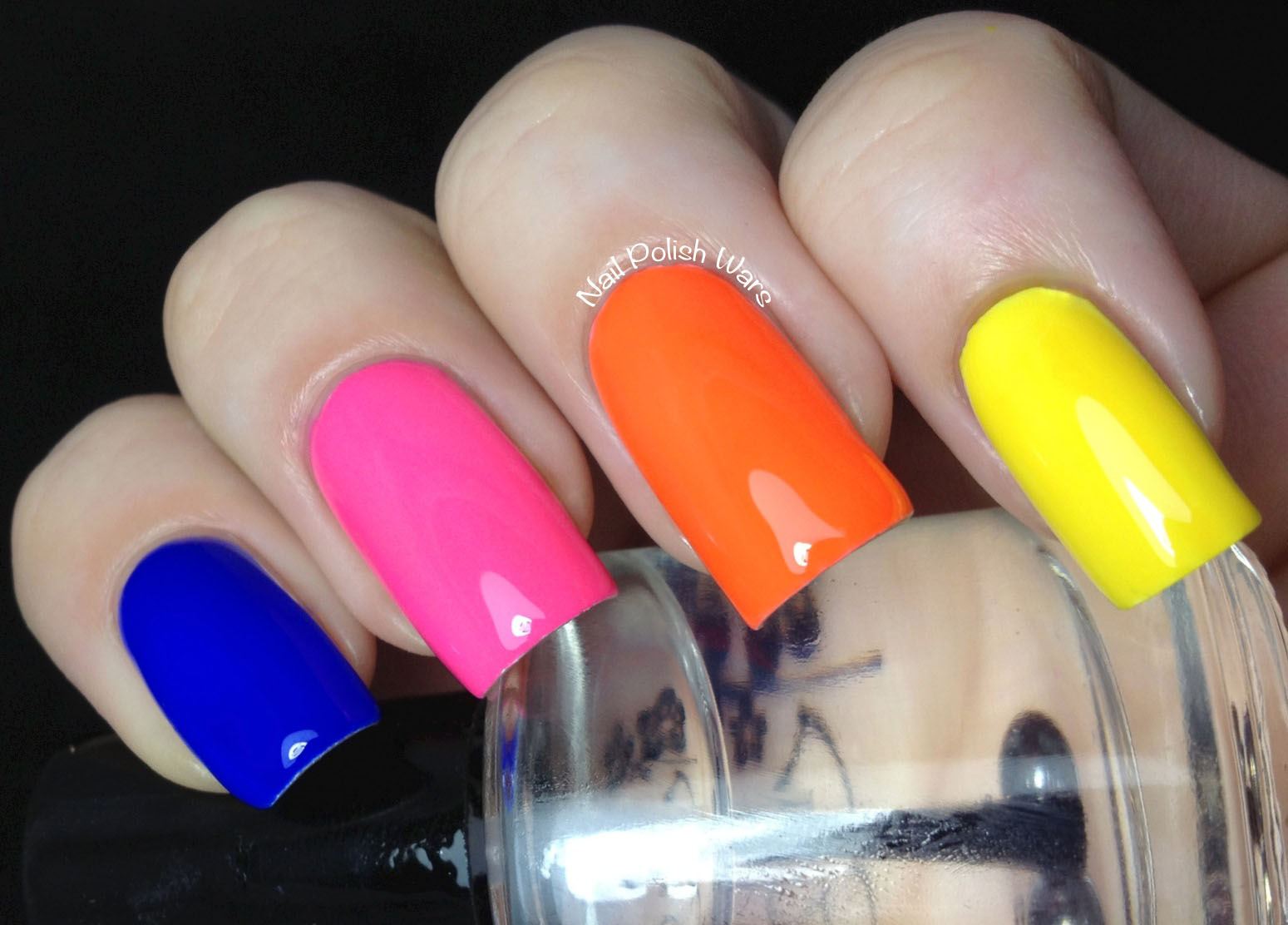 OPI Neon Revolution Swatch Review