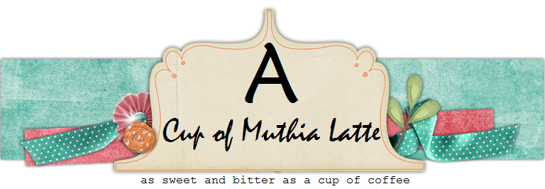 A Cup of Muthia Latte