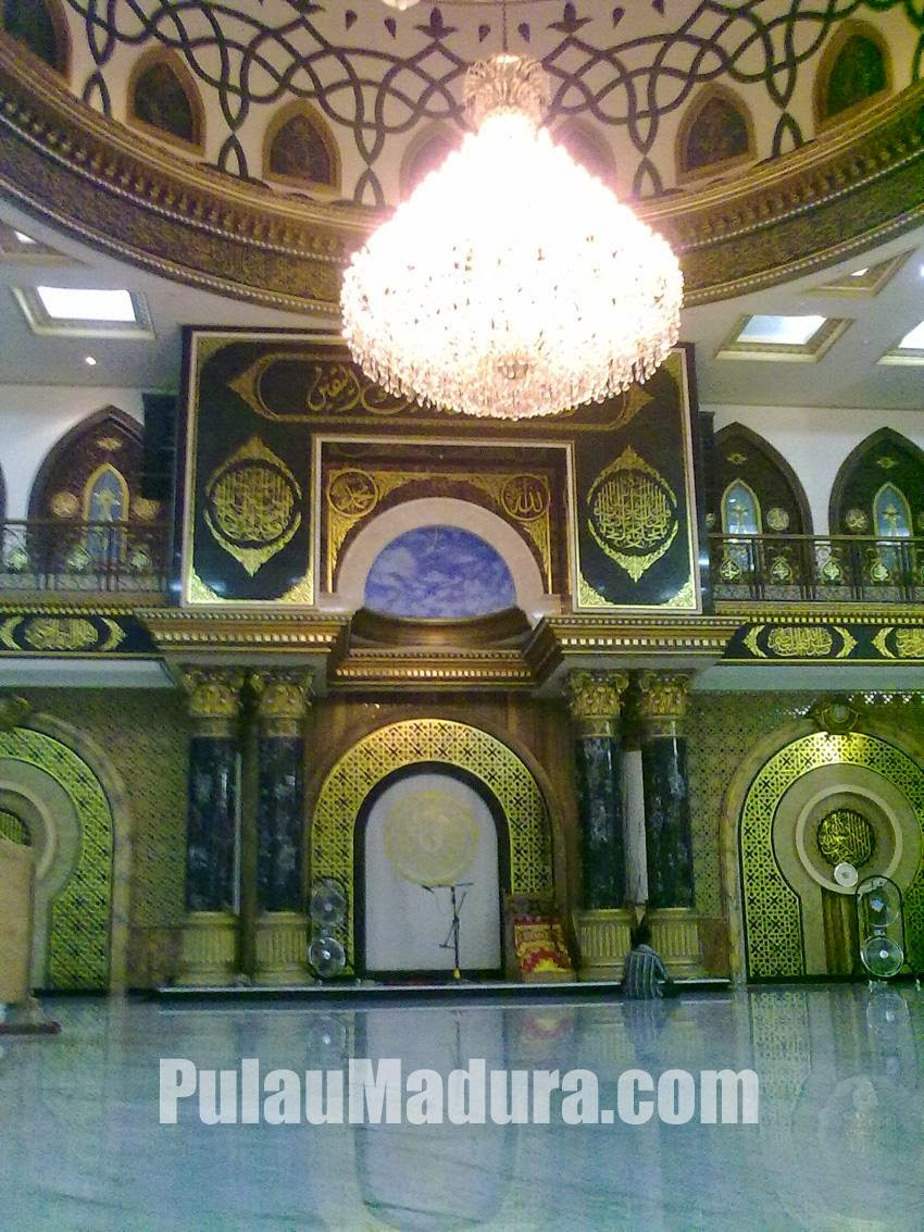 Masjid KH Moh. Kholil Bangkalan - Madura