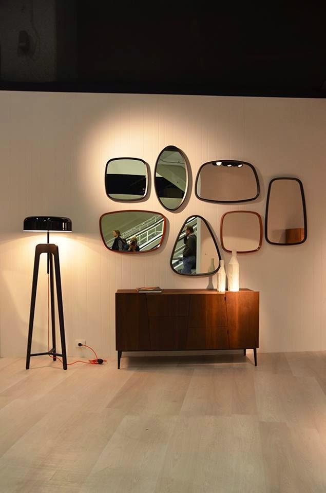 die wohngalerie porada auf der k lner m belmesse imm cologne 2015. Black Bedroom Furniture Sets. Home Design Ideas