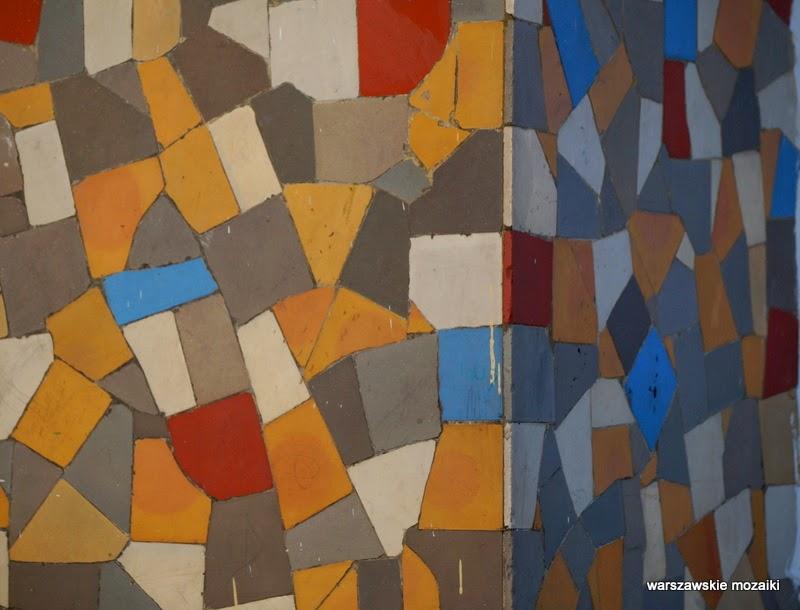 przedszkole Suzina 4 Warszawa warszawskie mozaiki WSM Nina Jankowska