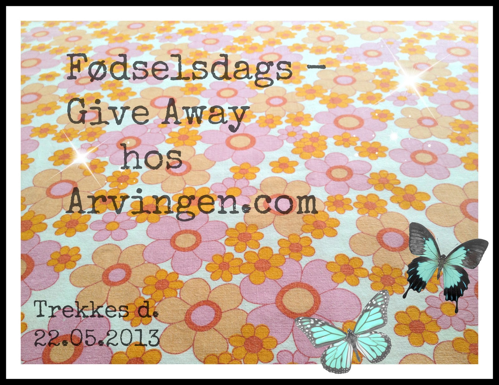 Give away - Arvingen