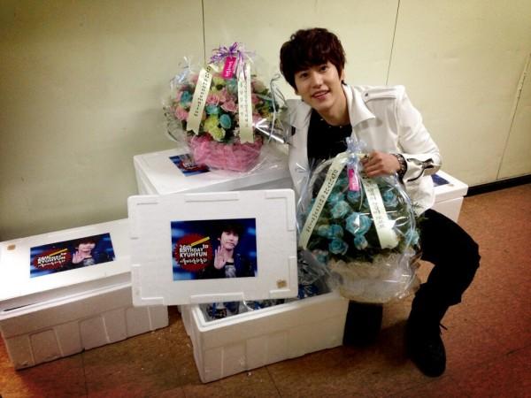 Hadiah Ulang Tahun Kyuhyun Super Junior