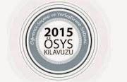 2015 ÖSYS KILAVUZU