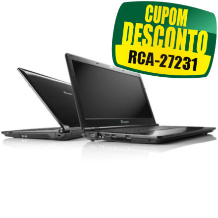 Cupom Efácil - Notebook Itautec A7420 LED 14 Windows 7