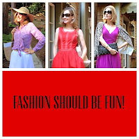 Fashion Should Be Fun - Style Over Forty