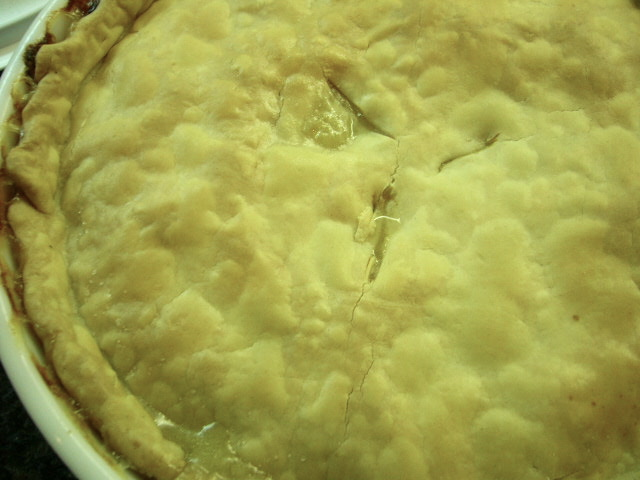 Beasley Farm Of Brooksville Chicken Pot Pie Family Style