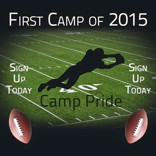 Camp Pride - January 11th