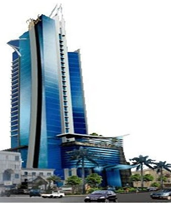 The Peak Hotel and Apartemen Pekanbaru-  Bangunan Tertinggi di Pekanbaru