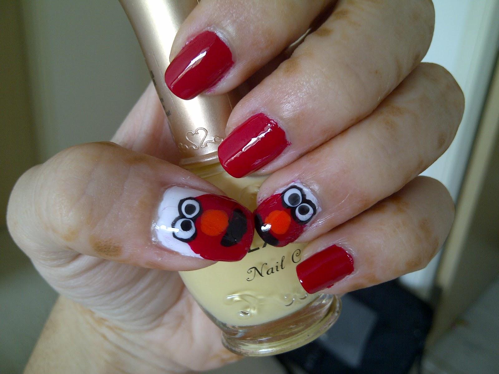 3d Nail Art Design: Juicy Fruits | NailsShine.com - Artnail.altervista