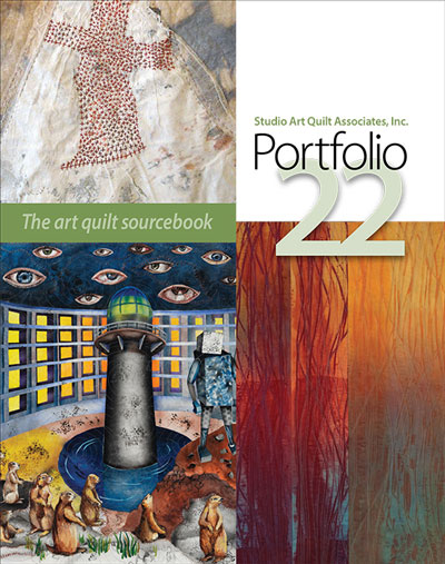 Studio Art Quilt Associates Portfolio 22