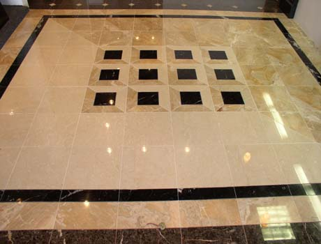 Marble floor designs designs for home for Home floor tiles design