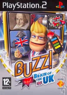 Torrent Super Compactado Buzz! Brain Of The UK PS2