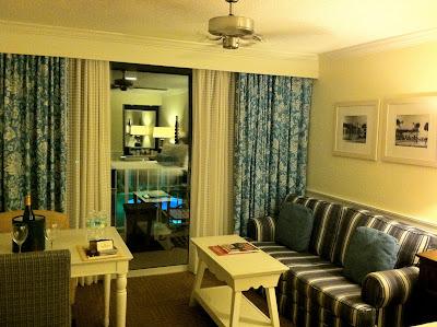 King and Prince Resort St Simons Guestroom