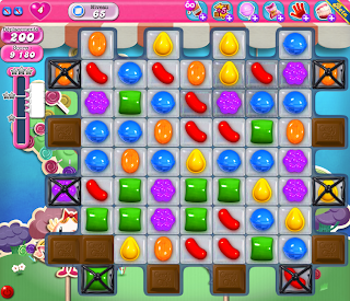 Fred Said: THEATER, CONCERTS, EVENTS: My Personal Candy Crush Saga
