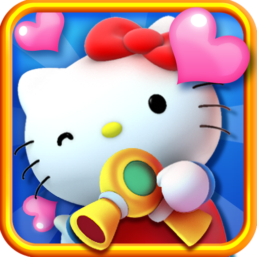 Hello Kitty Beauty Salon Gratis