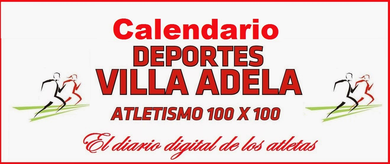 CALENDARIO ATLÉTICO DEPORTES VILLAADELA