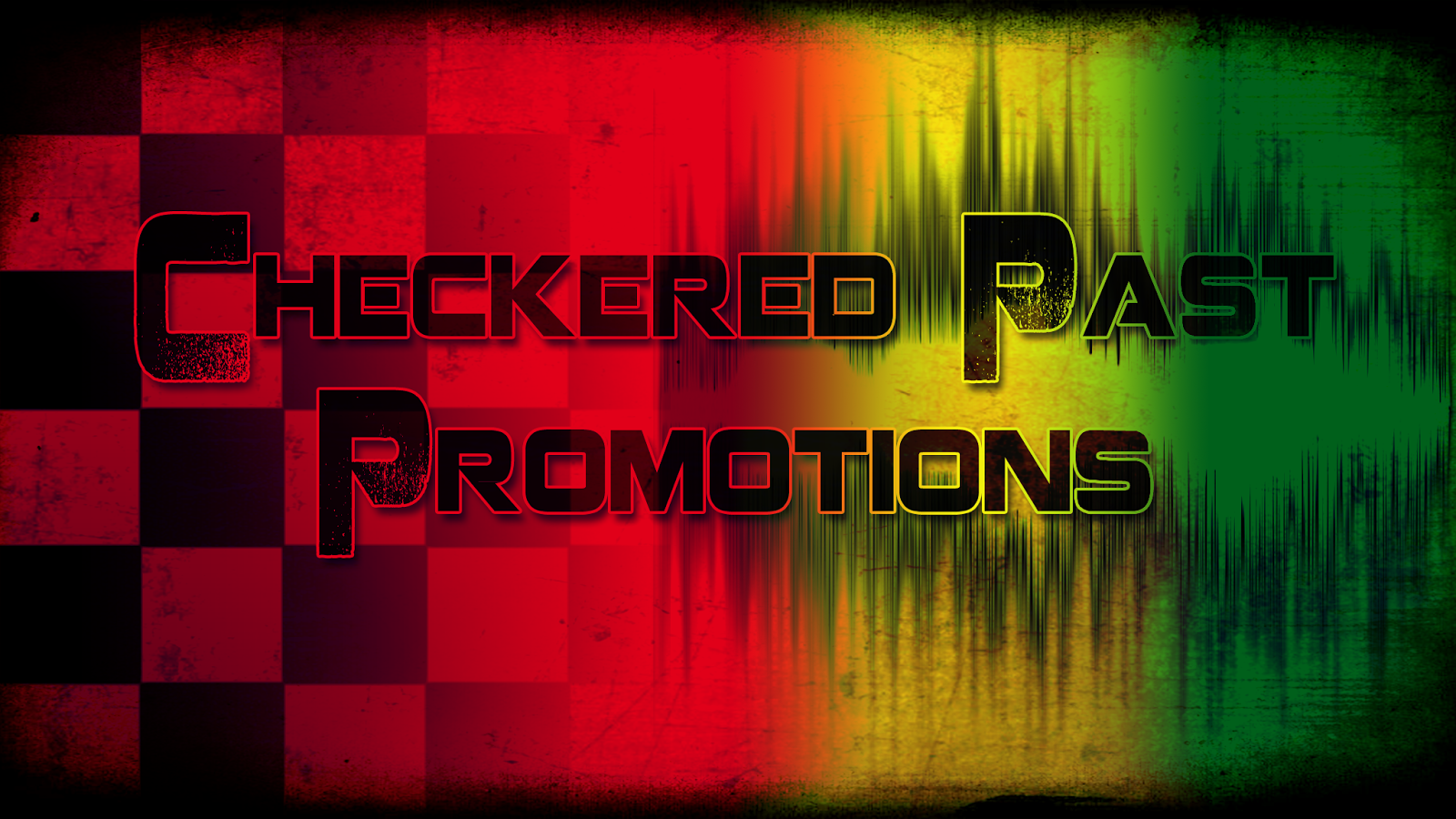 Checkered Past Promotions
