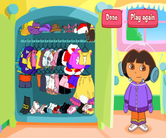 PLAY Dora Games Nick Jr
