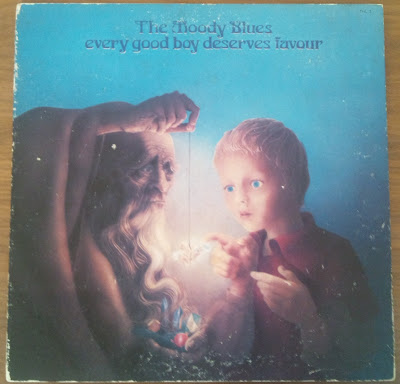 The Moody Blues - Every Good Boy Deserves Favour 童夢