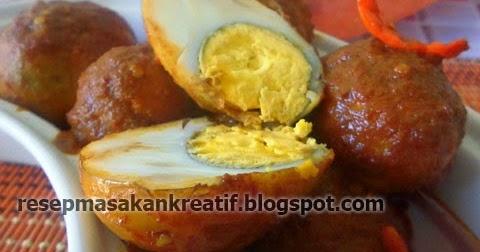 Image Result For Resep Masakan Telur Bumbu Petis
