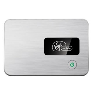 Novatel Wireless MIFI 2200 Prepaid Mobile Hotspot - VIrgin Mobile