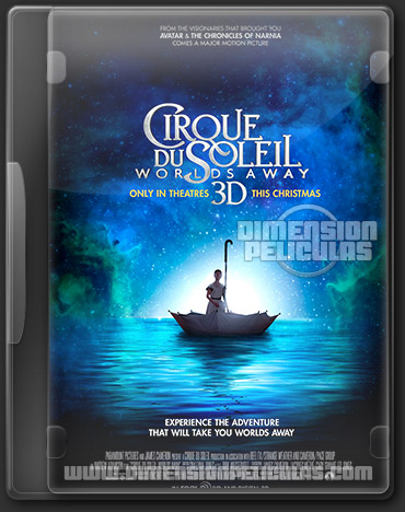 Cirque du Soleil: Worlds Away (BRRip HD Ingles Subtitulada) (2012)
