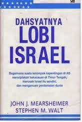 Buku Dahsyatnya Lobi Israel